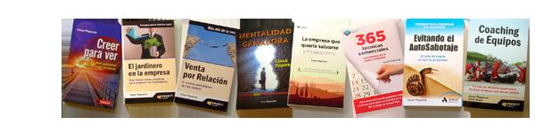 libros César Piqueras