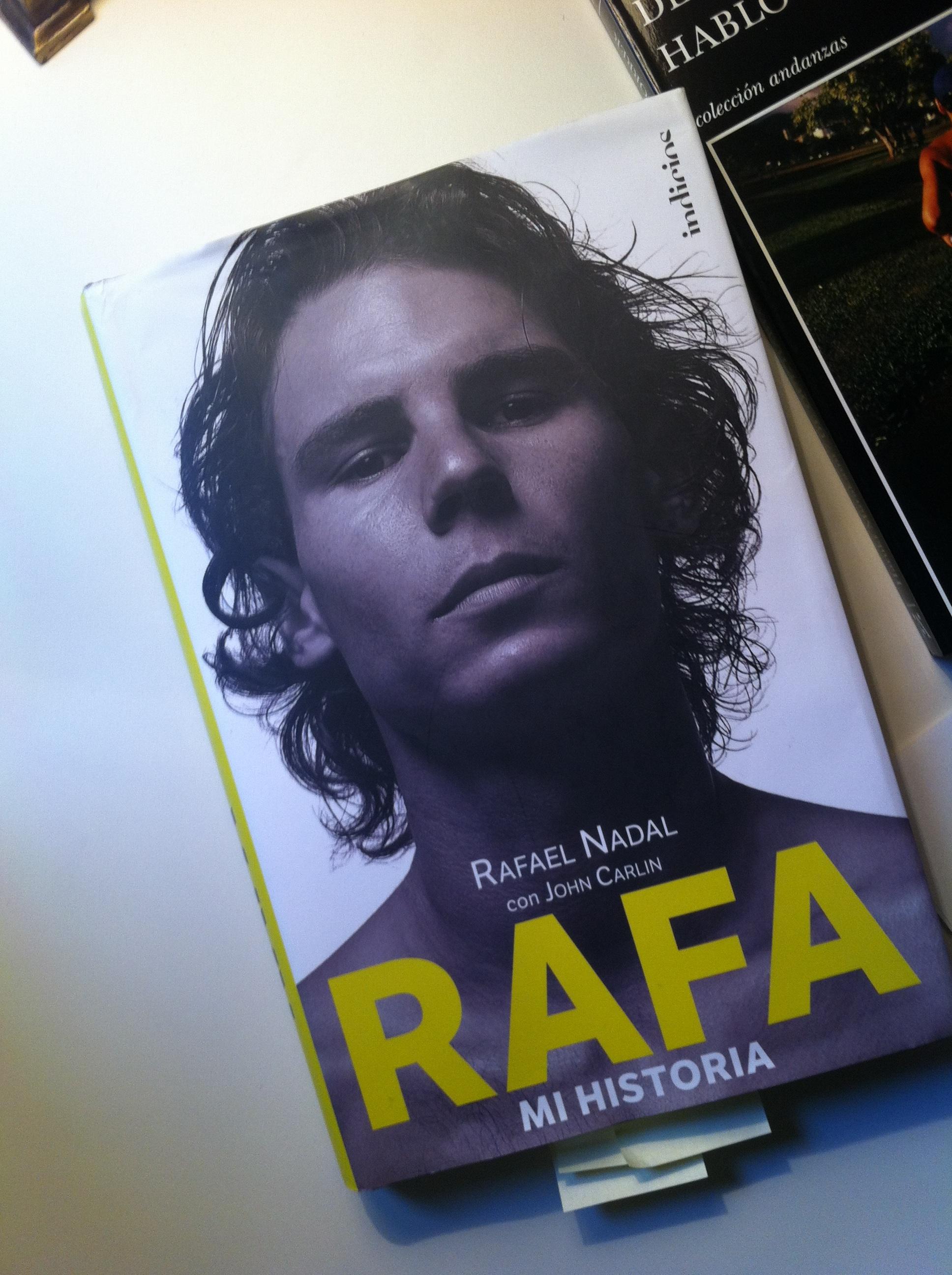 lecciones de Rafa Nadal