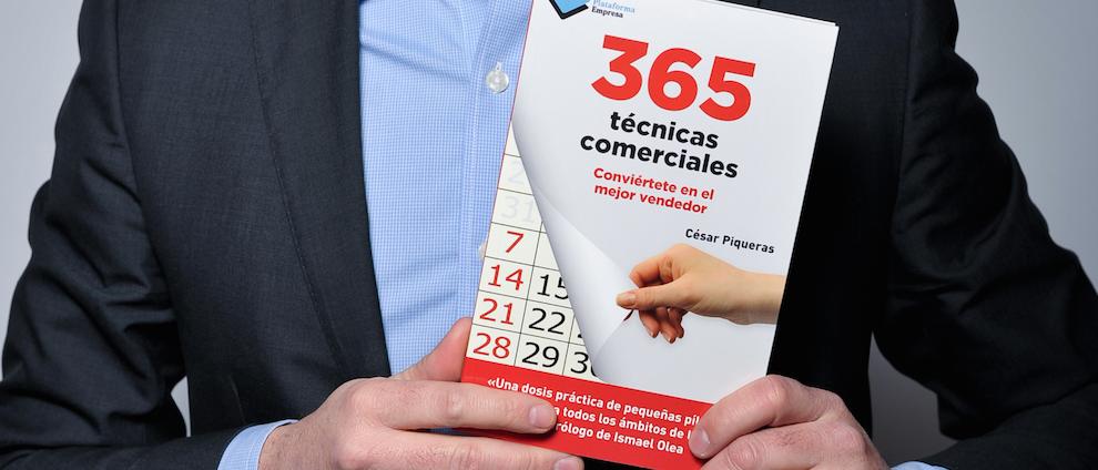libro 365 tecnicas comerciales