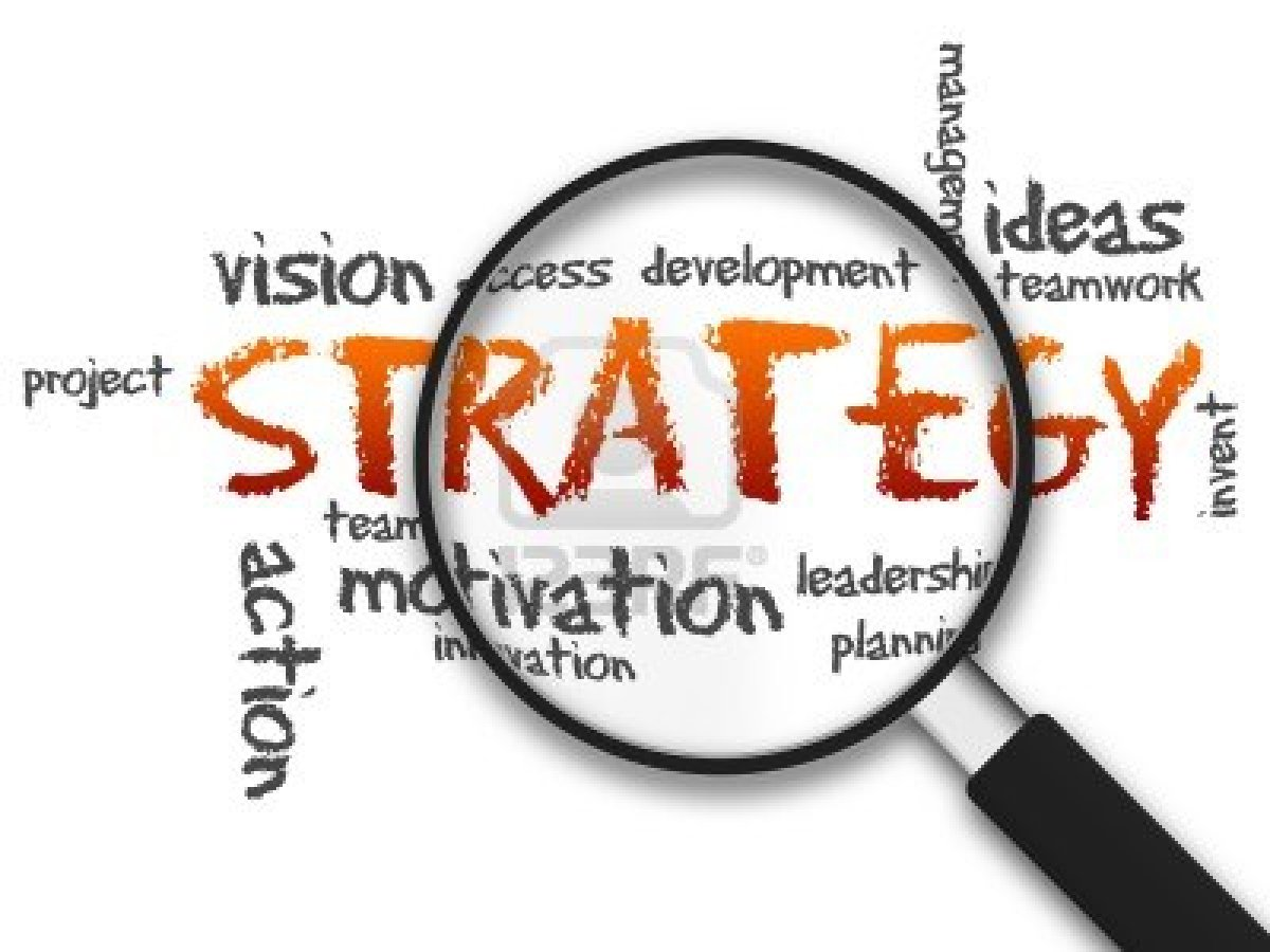 diseñar una estrategia