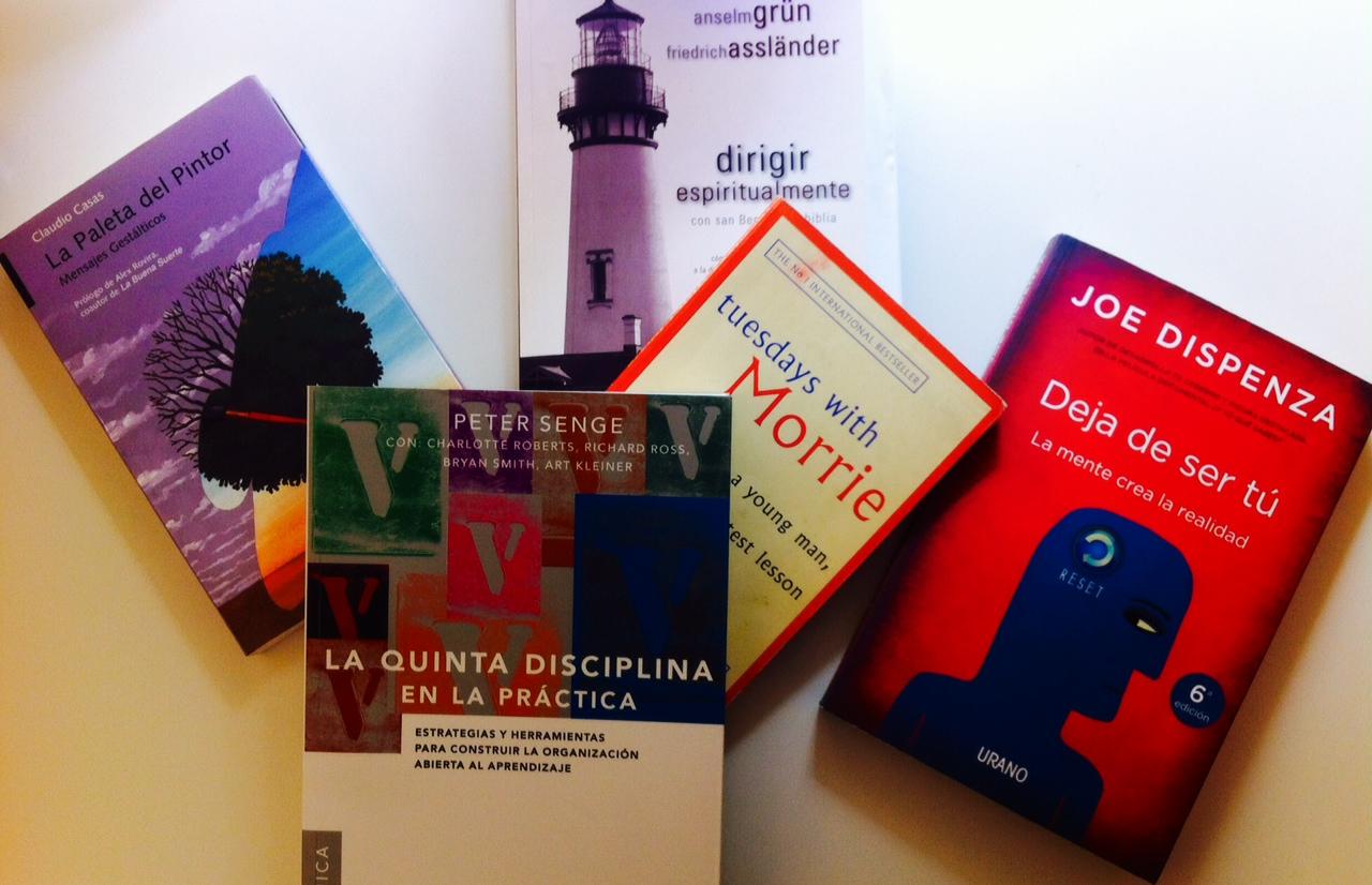 libros de empresa