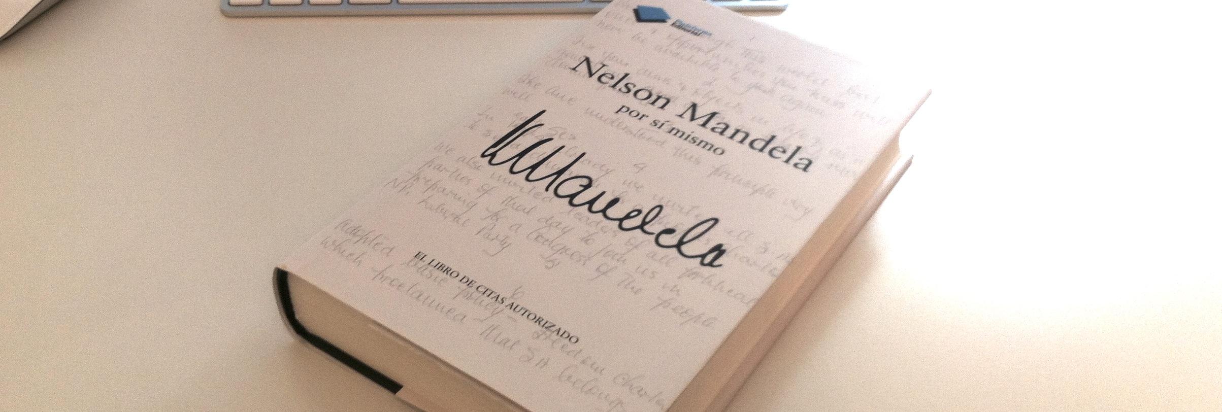Libro Nelson Mandela