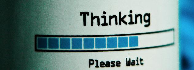 como no pensar demasiado