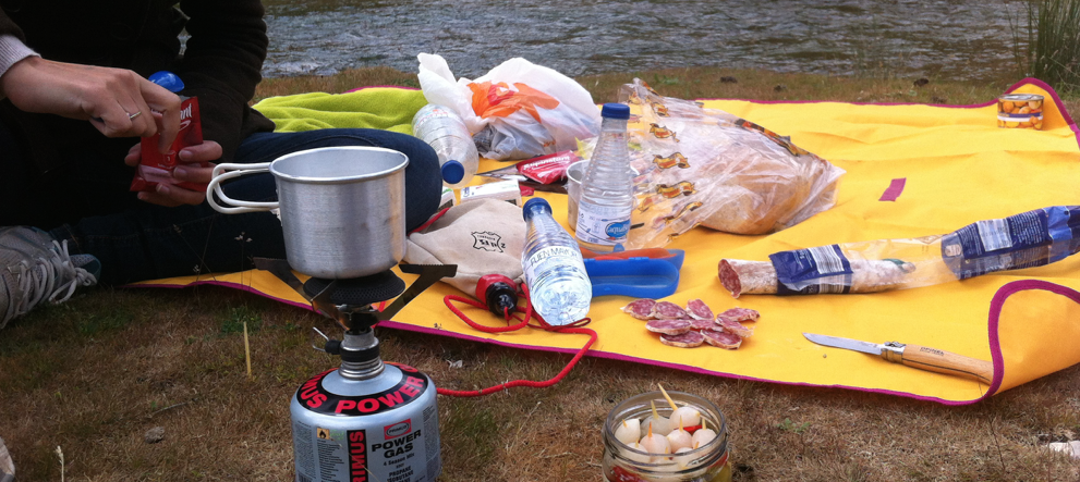 picnic en albarracin