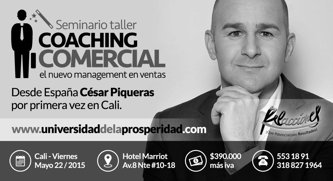Cesar Piqueras Latinoamerica