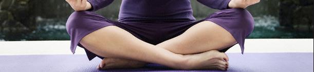 las piernas en la meditacion