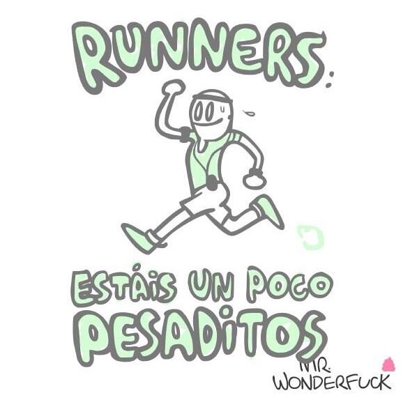 foto MrWonderfuck Runners
