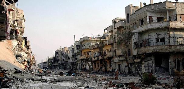 siria desesperacion