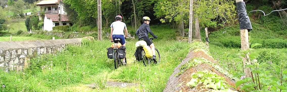 rutas largas en bici