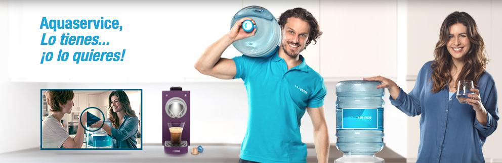 aquaservice servicio