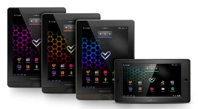 tablets energysistem