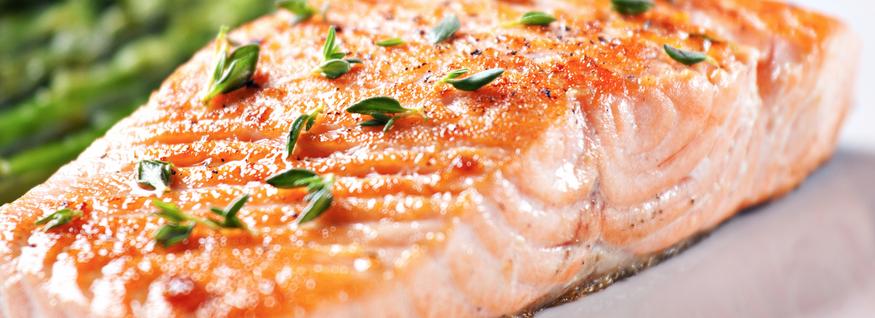 salmon de calidad
