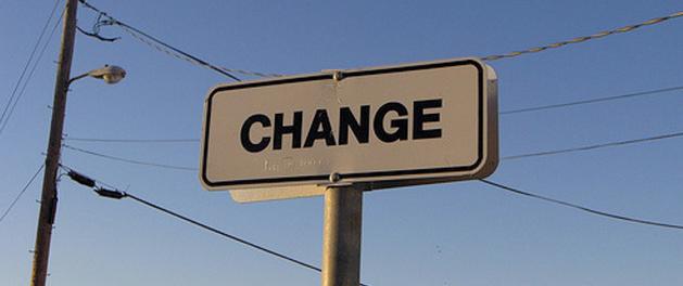 afrontar los cambios