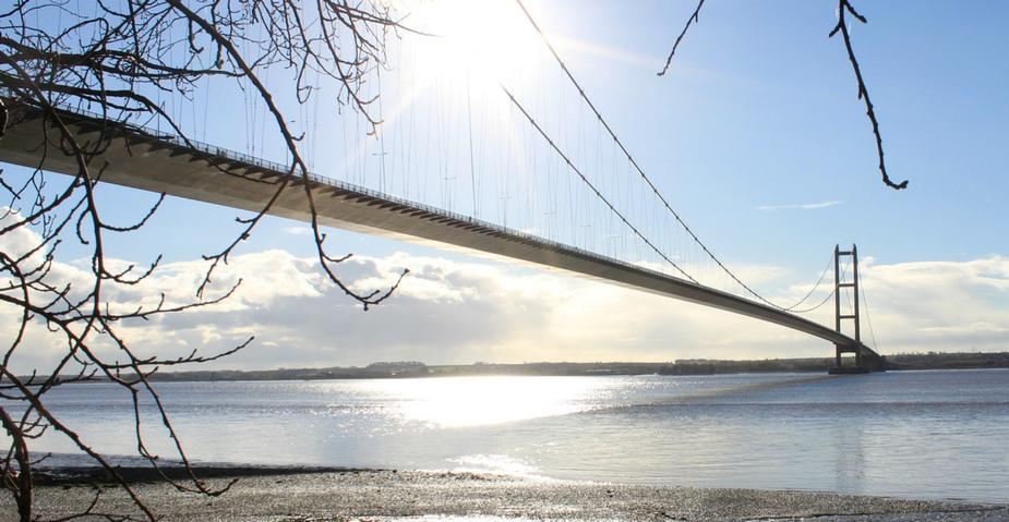 caminar sobre un puente que construyes