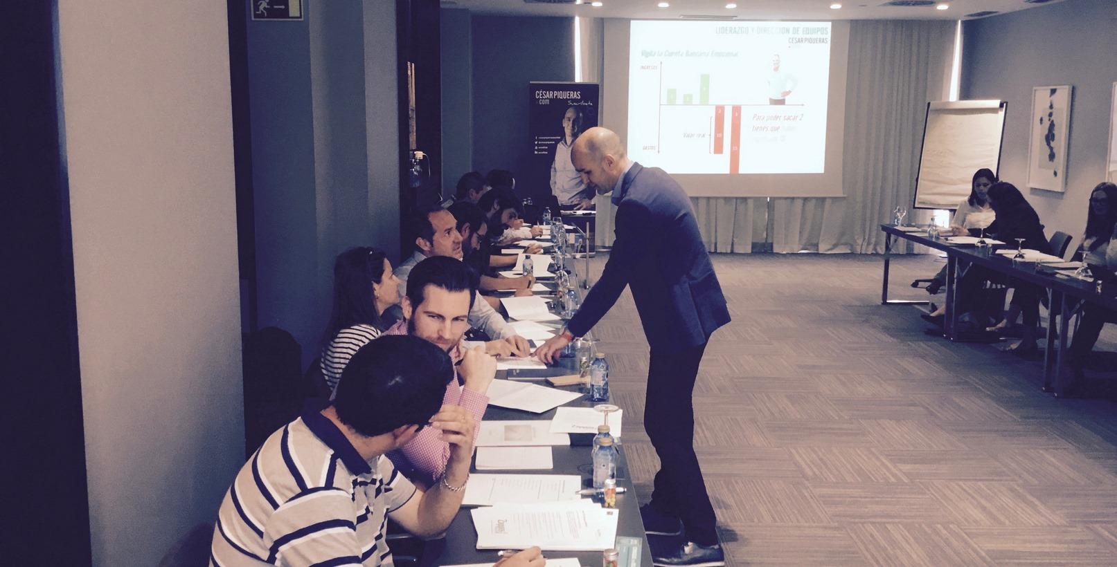 cursos liderazgo valencia