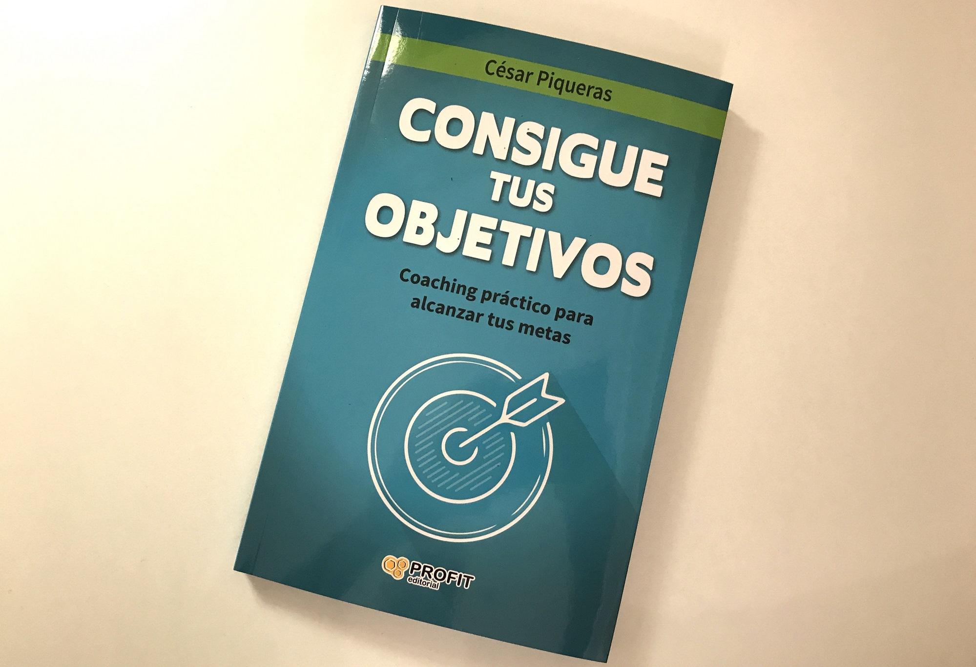 libro consigue tus objetivos