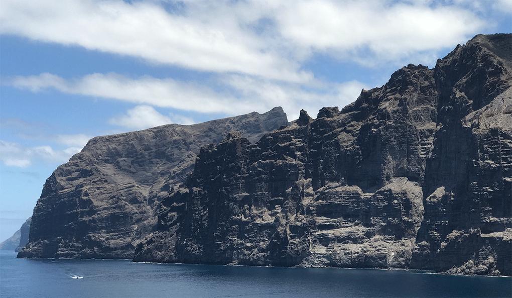 acantilados de los gigantes