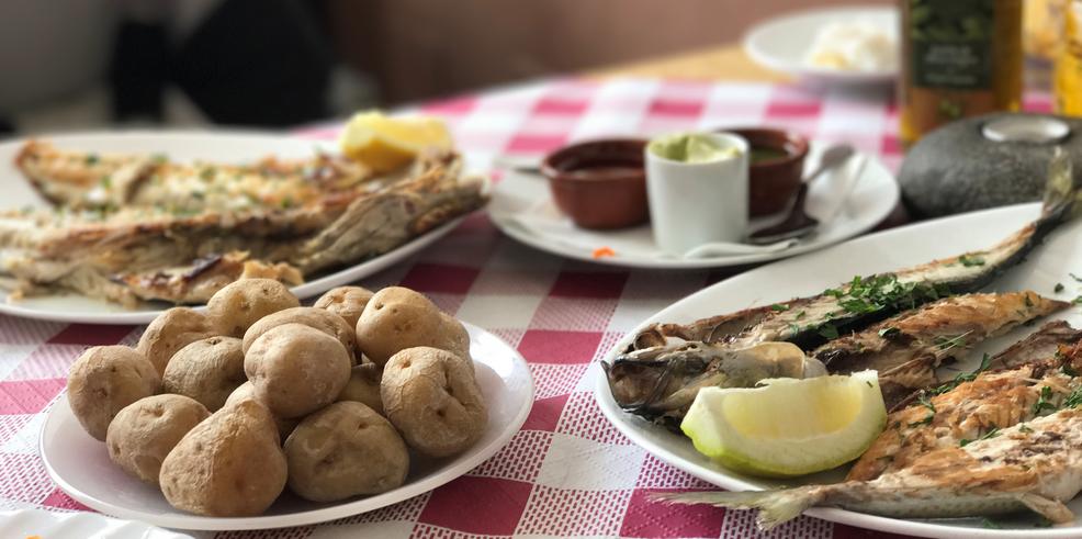 guachinche comida