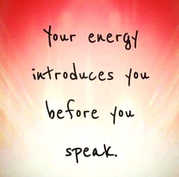tu energia te define