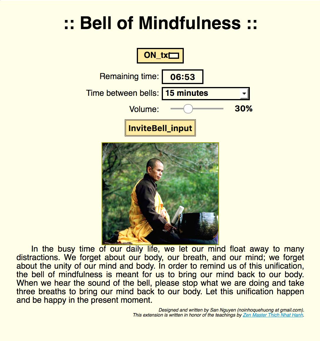 campana mindfulness