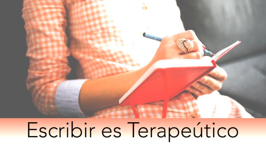 escribir es terapeutico