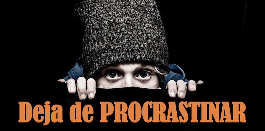 Procrastinar o triunfar