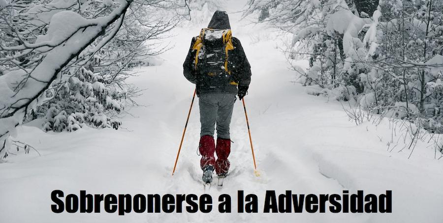 sobreponerse a la adversidad