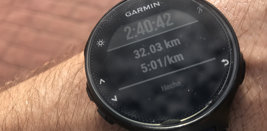 entrenamientos largos maraton