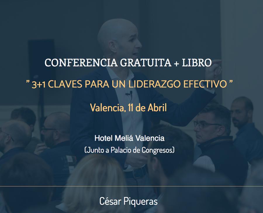 conferencia liderazgo