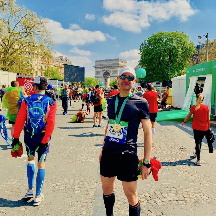 maraton tres horas y media