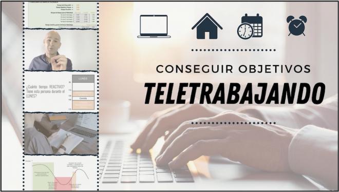 curso online teletrabajo productivo
