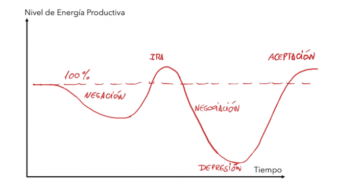 fases de la gestion del cambio