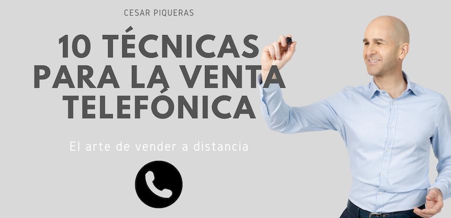 tecnicas para la venta telefonica