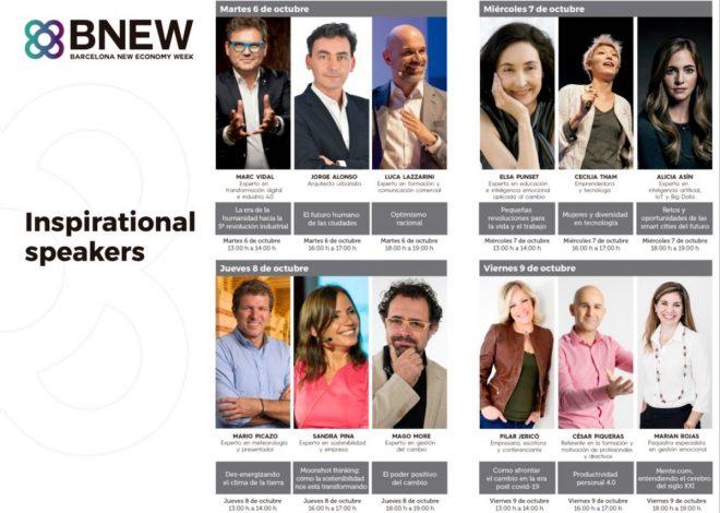 barcelona new economy week speakers